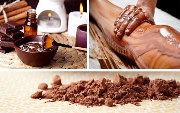 Худеть с помощью шоколадных обёртываний — одно удовольствие: убедитесь в этом сами!