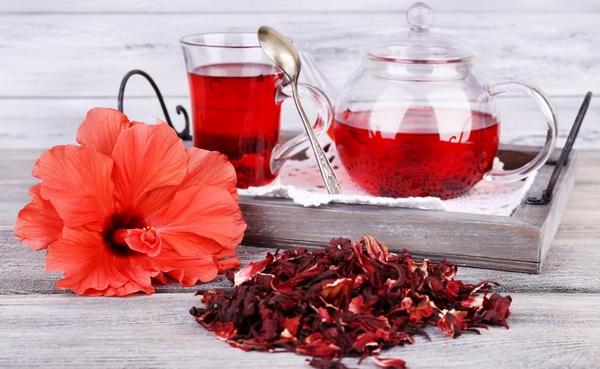 Как заваривать и пить чай каркаде для похудения советы и тонкости