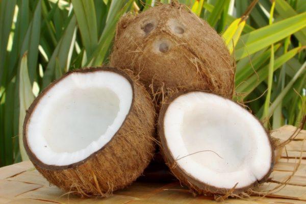 Кокосовое масло в борьбе с морщинами