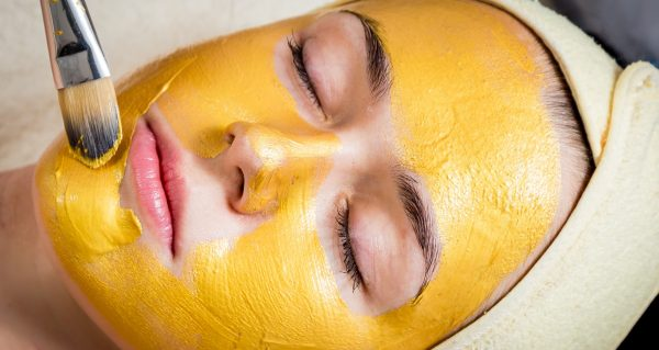 Куркума —проверенное средство от морщин