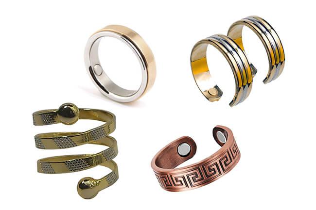 Колечки С Магнитом Для Похудения. Магнитные кольца для похудения