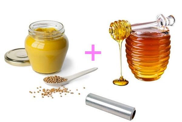 Медово-горчичное обёртывание для похудения в домашних условиях: подробная инструкция
