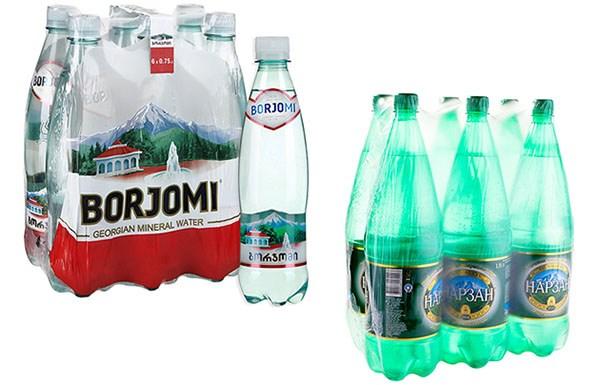 Минеральная вода для похудения: обзор лучших брендов, классификация и варианты диет