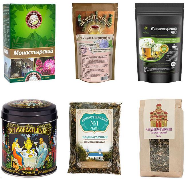Монастырский чай: описание 28 составов от разных болезней — насколько реален их эффект?