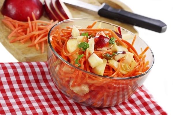 Морковь для похудения: можно ли есть на ночь, варианты диет и рецепты салатов