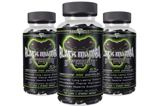 О чём нужно знать, принимая жиросжигатель Чёрная мамба (Black Mamba)