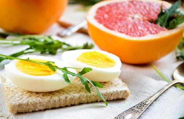 Особенности похудения на яичной диете Магги: подробное меню в таблицах на 2 и 4 недели
