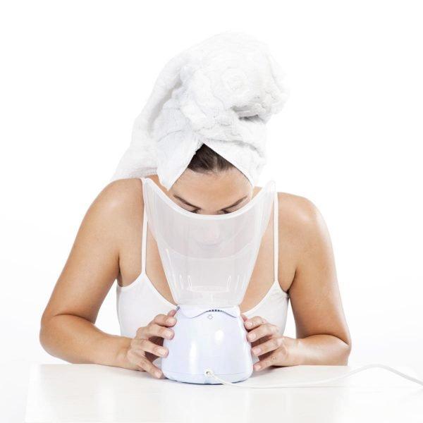Паровой ингалятор Ромашка — верный помощник при простуде и проблемах с кожей лица
