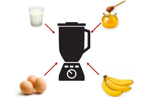 Похудение на протеиновых коктейлях домашнего приготовления и брендового производства