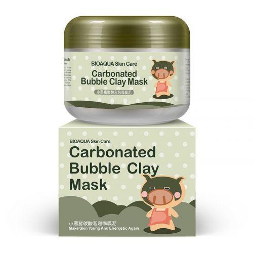 Пузырьковые маски для лица: обзор необычных средств