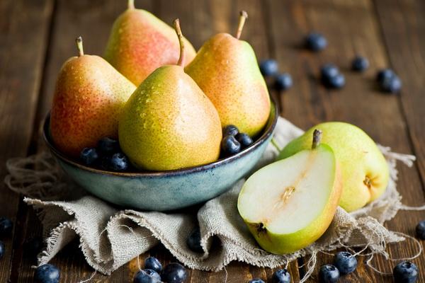 Разгрузочный день на грушах: отдых для организма с изысканным ароматом