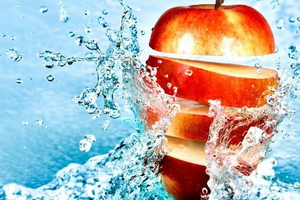 Разгрузочный день на яблоках дополняем кефиром, творогом, гречкой и другими диетическими продуктами
