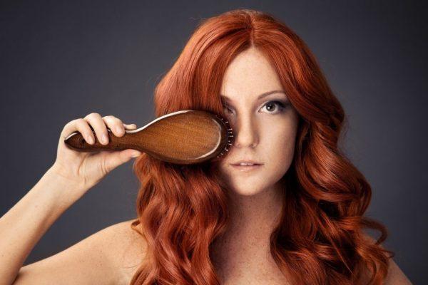 Солнце в волосах: апельсиновое масло для красивой причёски