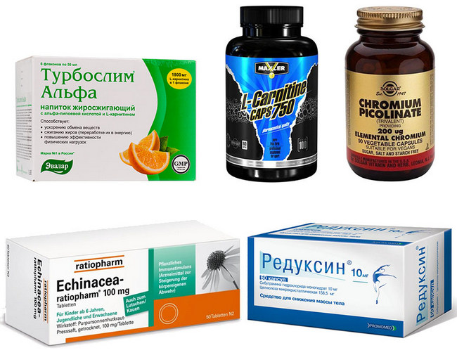 лекарства улучшающие обмен веществ и способствующие похудению