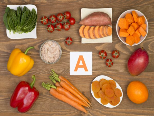 Витамины против морщин