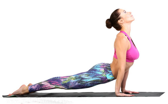 движение для похудения живота и боков