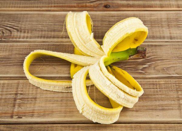 Домашние маски на основе банана против морщин