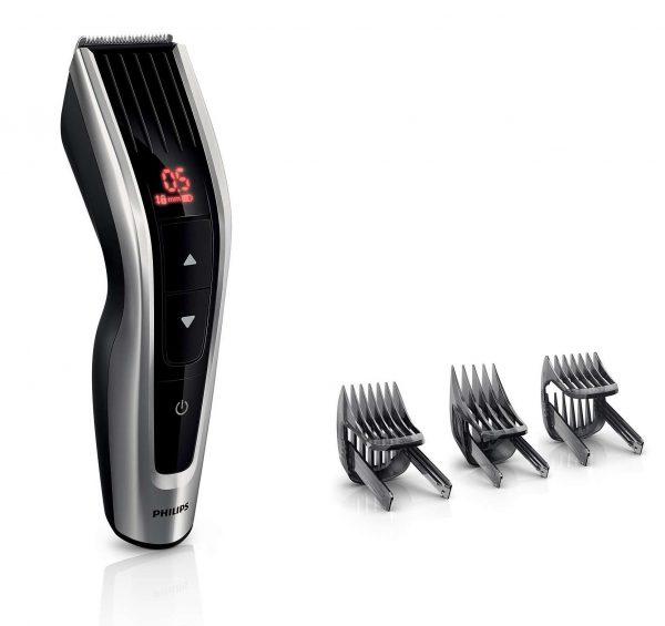 Машинки для стрижки волос марки Philips: обзор моделей и их характеристик