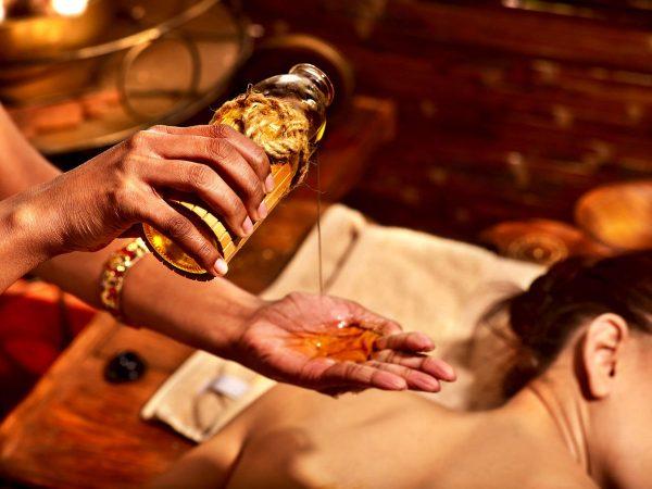 Оливковое масло для ухода за телом