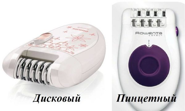 Особенности и критерии выбора эпиляторов: обзор марки Rowenta
