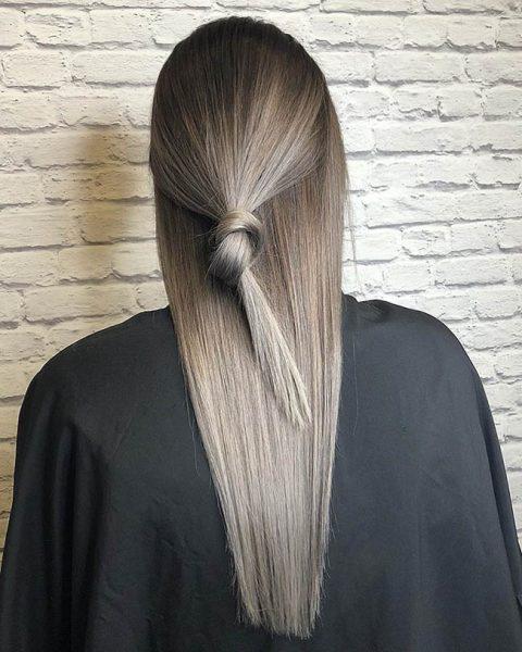 Особенности и техника окрашивания волос Airtouch