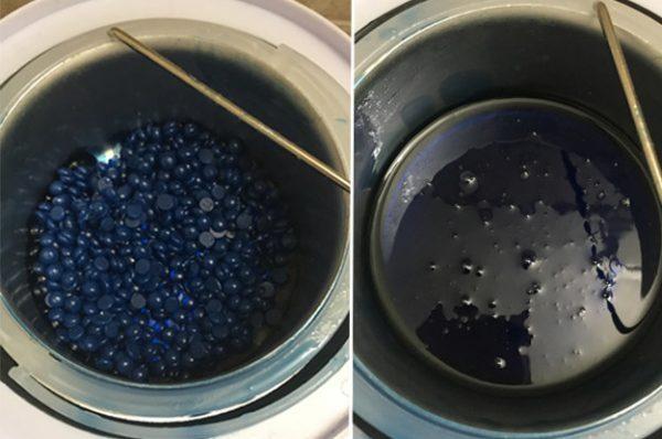 Особенности использования воска в гранулах для депиляции