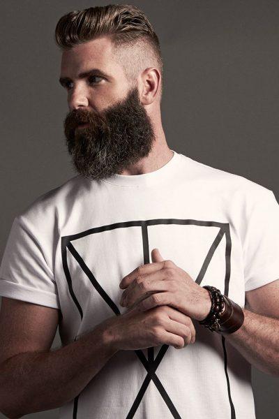 Полезные свойства и применение касторового масла для бороды