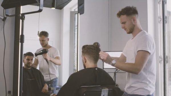 Причёска, как у Лионеля Месси: как подстричь и уложить