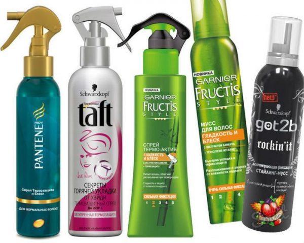 Выпрямление волос утюжком: практические советы