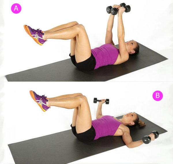 Заветная форма: как сделать грудь привлекательнее с помощью упражнений